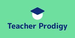 Teacher Prodigy Logo - Spring 2021 Cohort